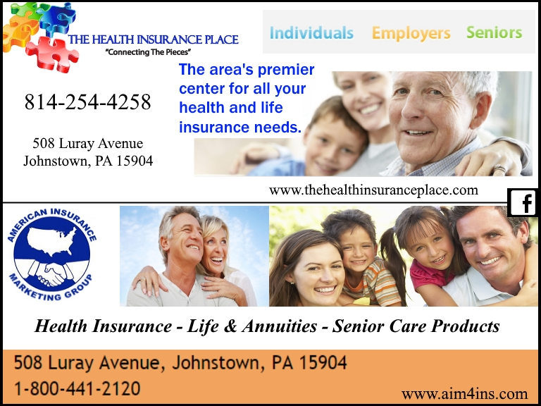 health insurance, indiana county pa