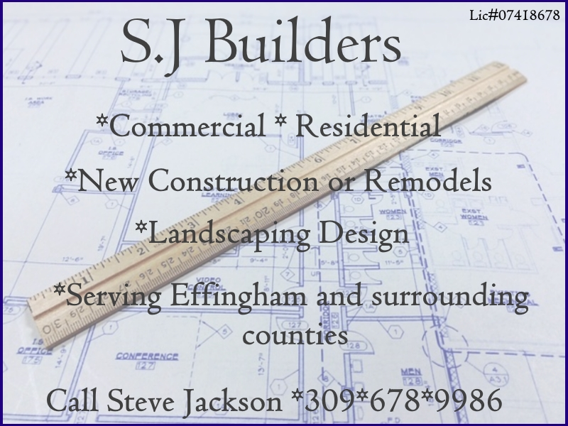 builders, effingham county, il