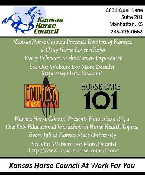 kansas horses, shawnee county ks