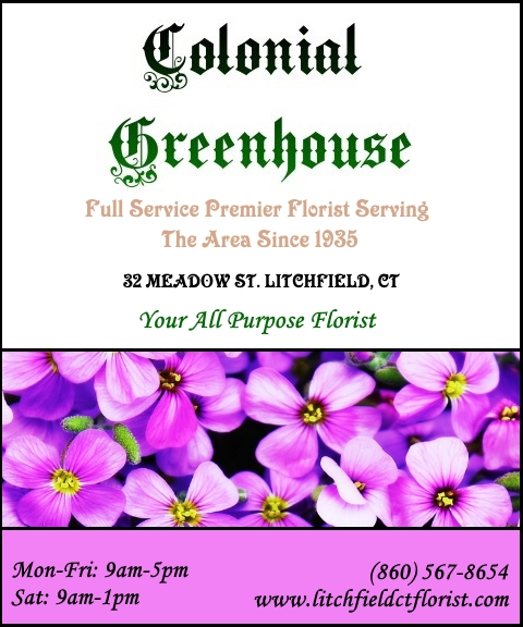 greenhouse, litchfield county ct