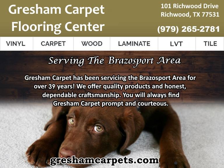 carpet, brazoria county tx