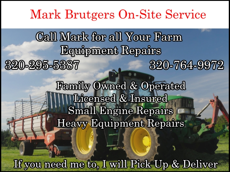 small engine repair, meeker county mn