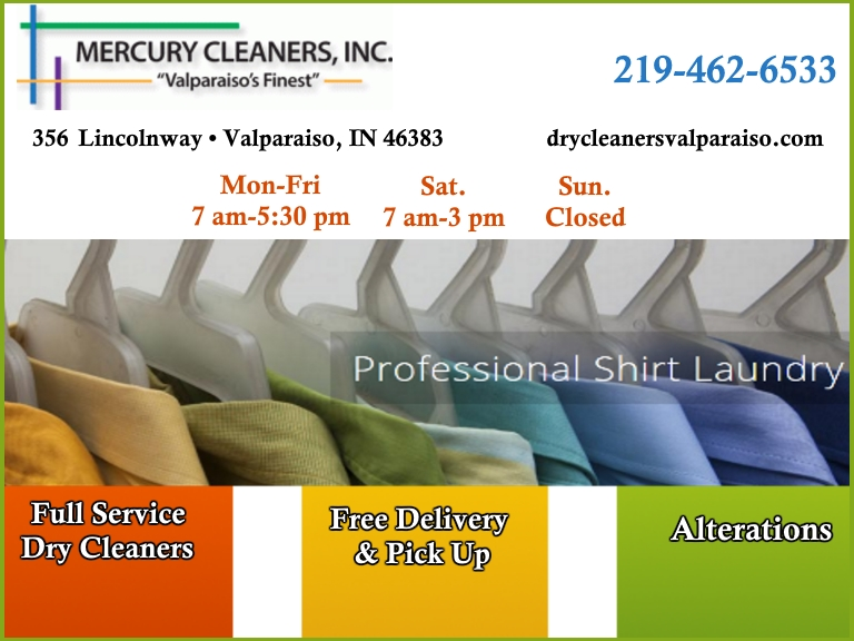 cleaners, porter county in