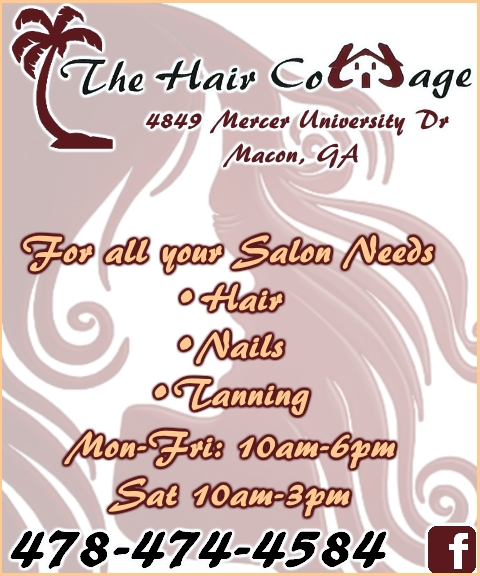 HAIR SALON, BIBB COUNTY GA