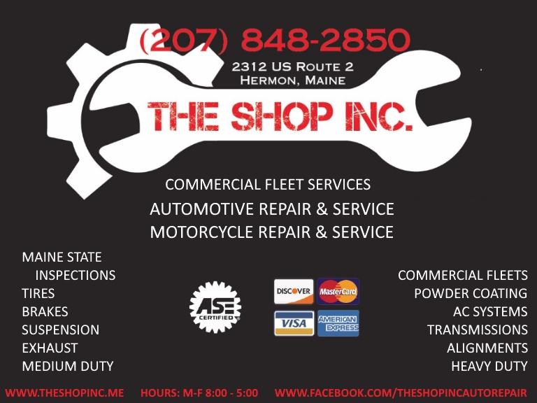 auto repair, penobscot county me