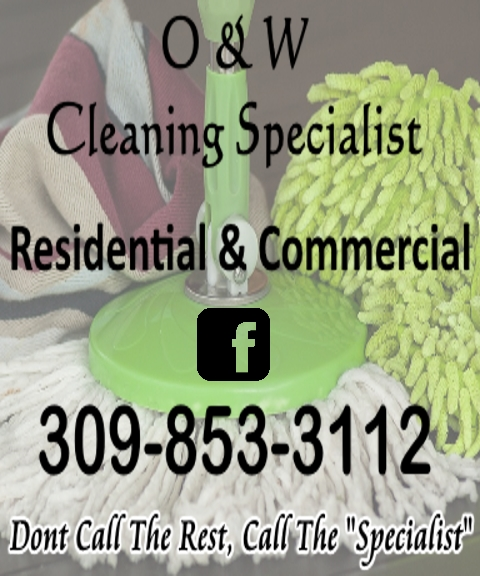 house cleaning, henry countyy il