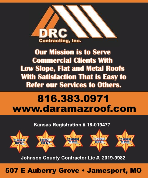 roofers, davies county mo