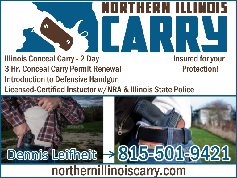 illinois conceal & carry dekalb county il