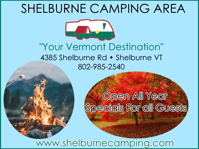 camping, chittenden county vt