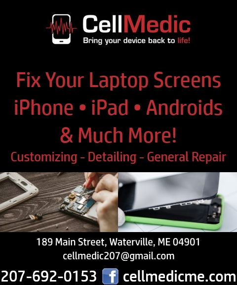 cell phone fix, kennebec county ma