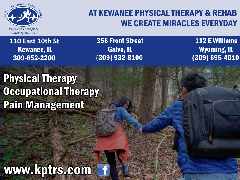 physical therapty, henry county il