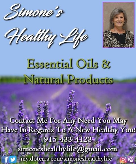 essential oils, tom green county tx