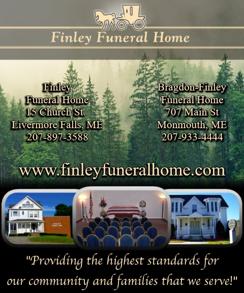 FUNERAL HOME, KENNEBEC COUNTY ME