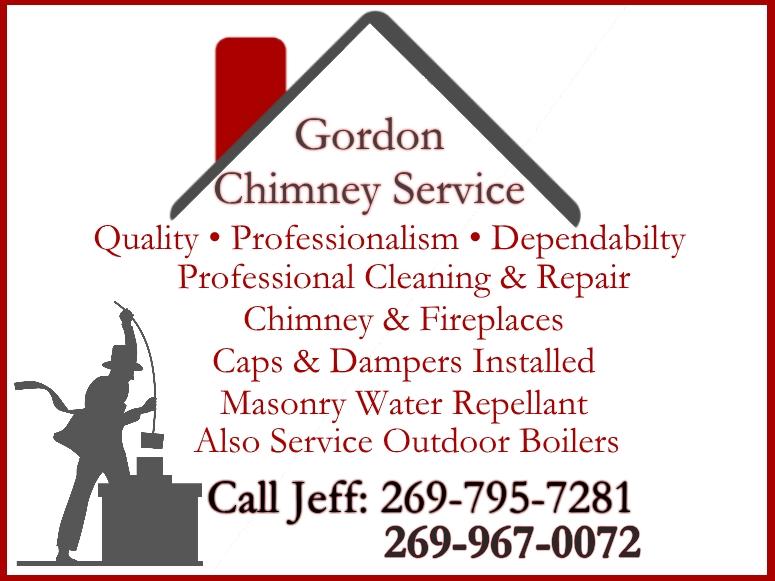 chimney work, barry county mi