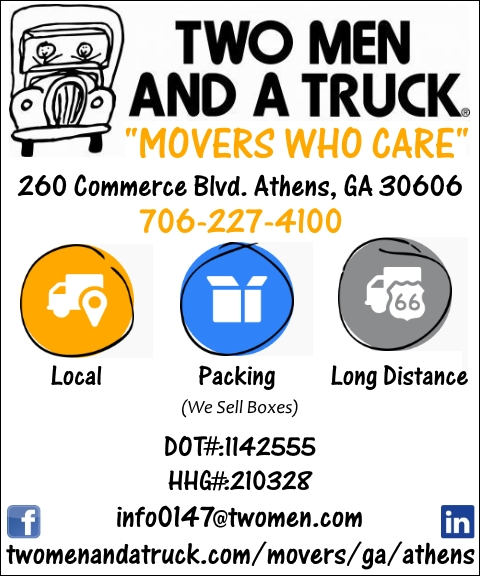 movers, clarke county ga