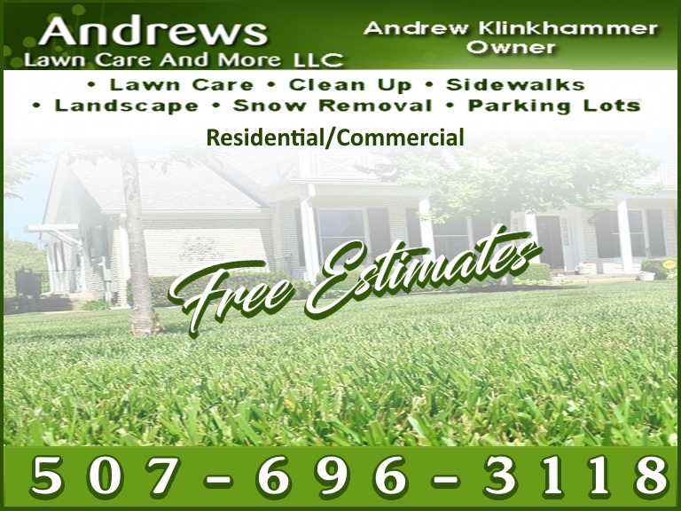 lawn care, olmsted county mn