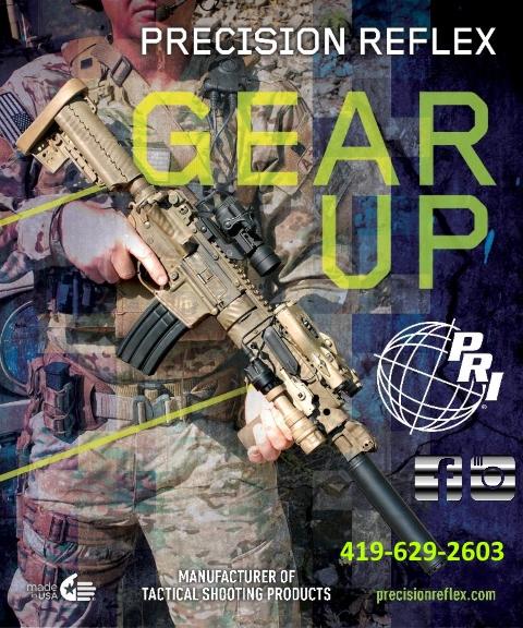 guns & ammo, precision reflex