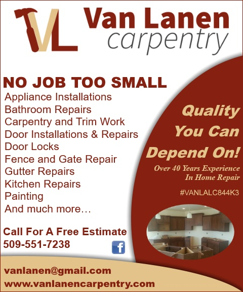 van lanen carpentry kennewick wa