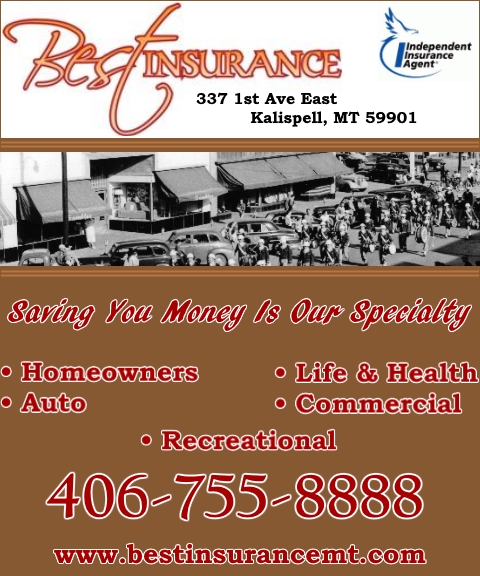 BEST INSURANCE, KALISPELL MT
