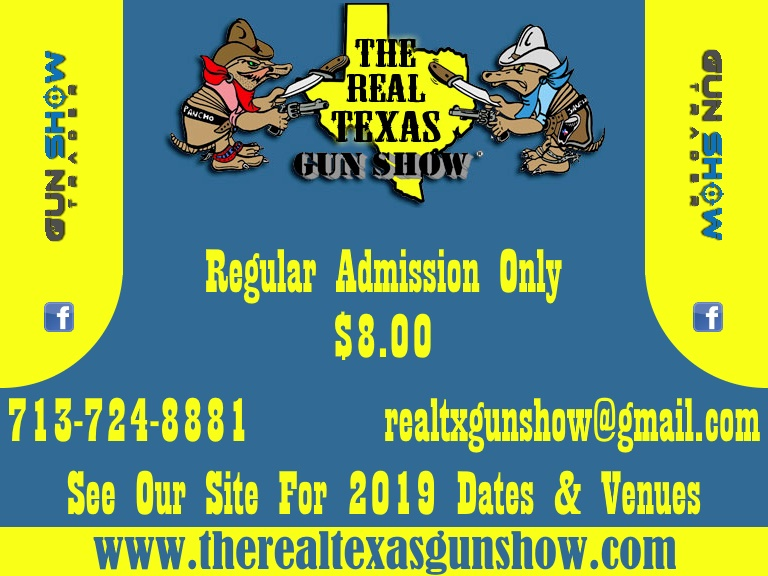 THE REAL TEXAS GUN SHOW, TX