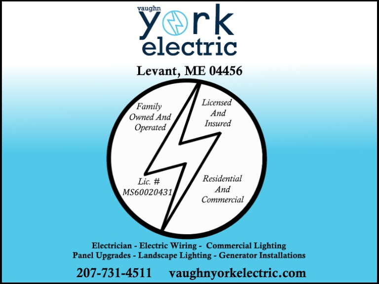 vaugh yourk electric, levant me