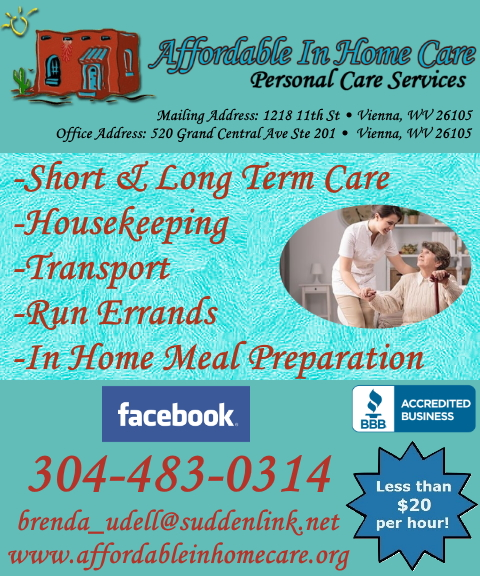 AFFORDABLE HOME CARE, VIENNA WV