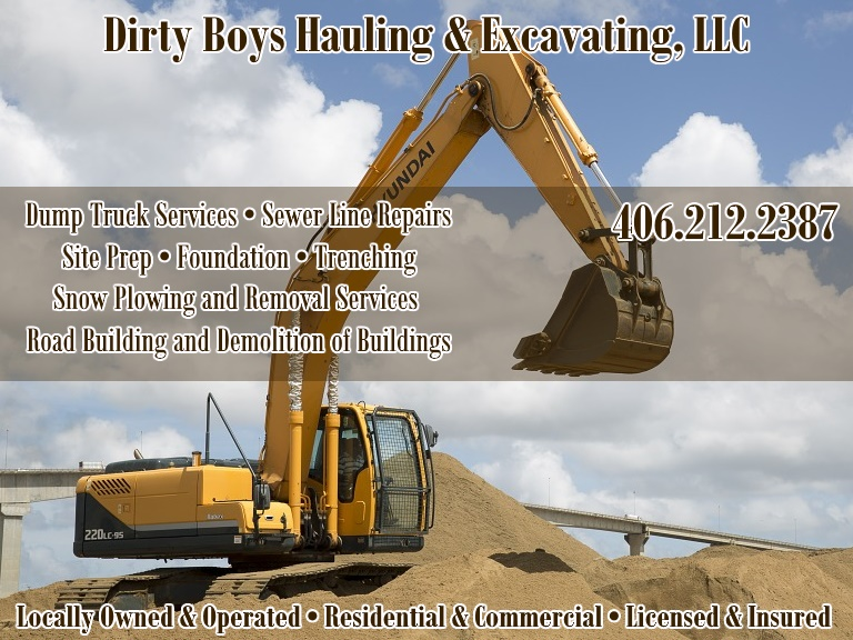 dirty boys excavating kalispell mt