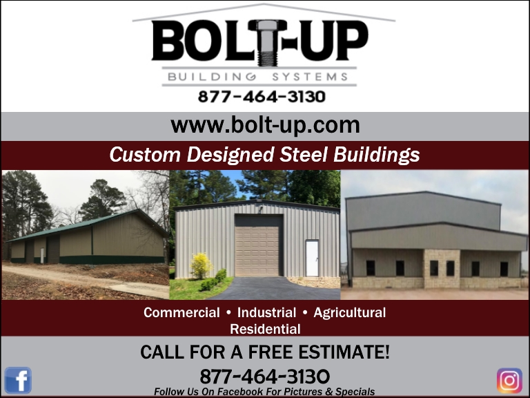 bolt up building, pulaski county ar