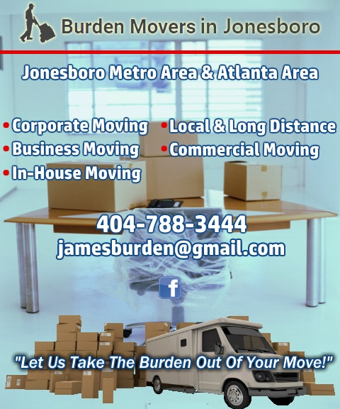 burden movers, clarke county ga atlanta ga