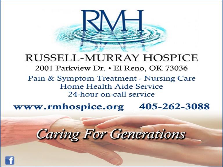 RUSSELL MURRAY HOSPICE, EL RENO OK
