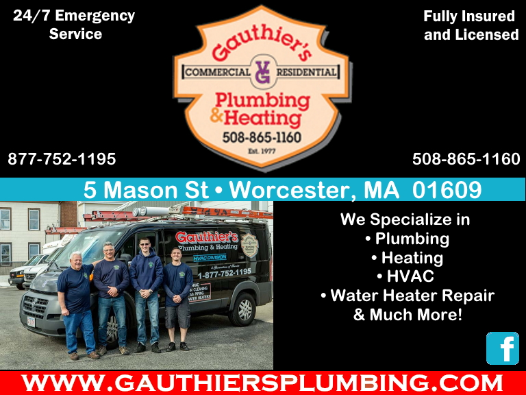 vg plumbing, worchester county ma