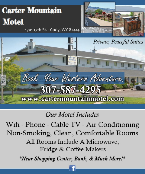 carter mountain motel teton county wy