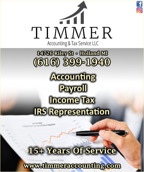 timmer accounting, holland mi