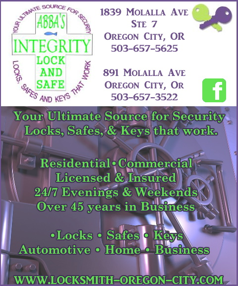 abba lock oregon city or