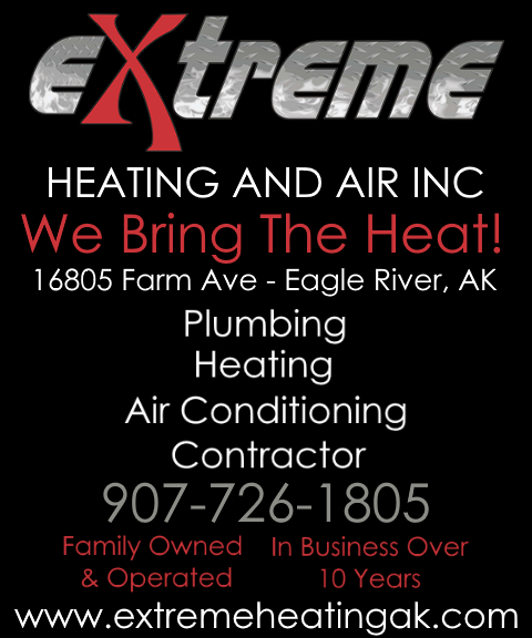 extreme heating & cooling eagle river ak
