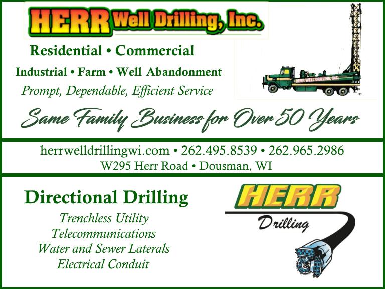 well drilling waukesha county wi