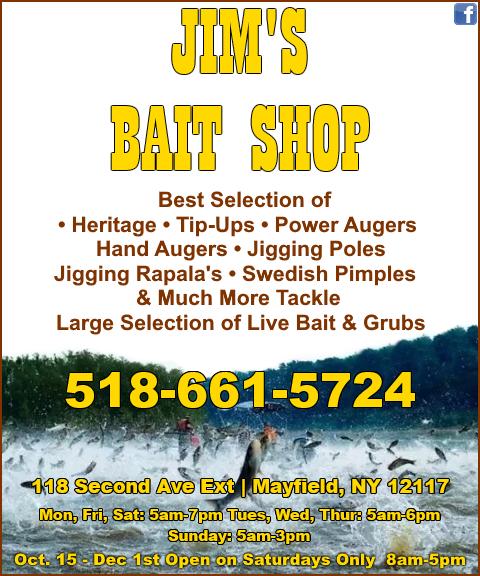 jims bait shop, mayfield y