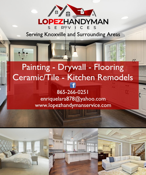 lopez handyman services knoxville tn