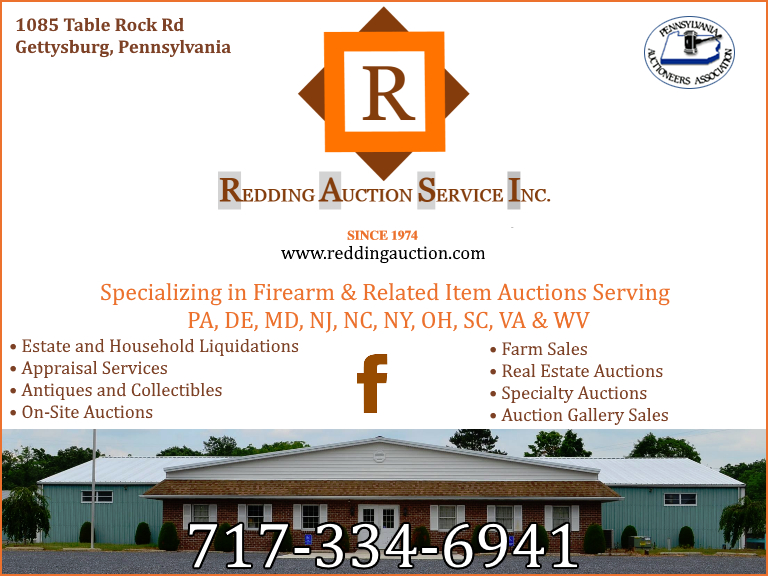 redding action service, gettysburg pa