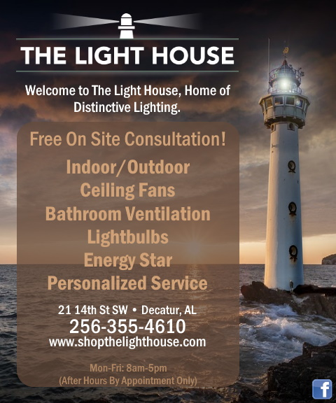 THE LIGHT HOUSE, DECATUR AL