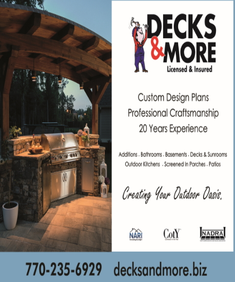 decks & more, cobb county ga