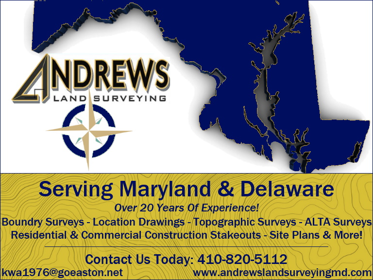 land surveyor talbot county md