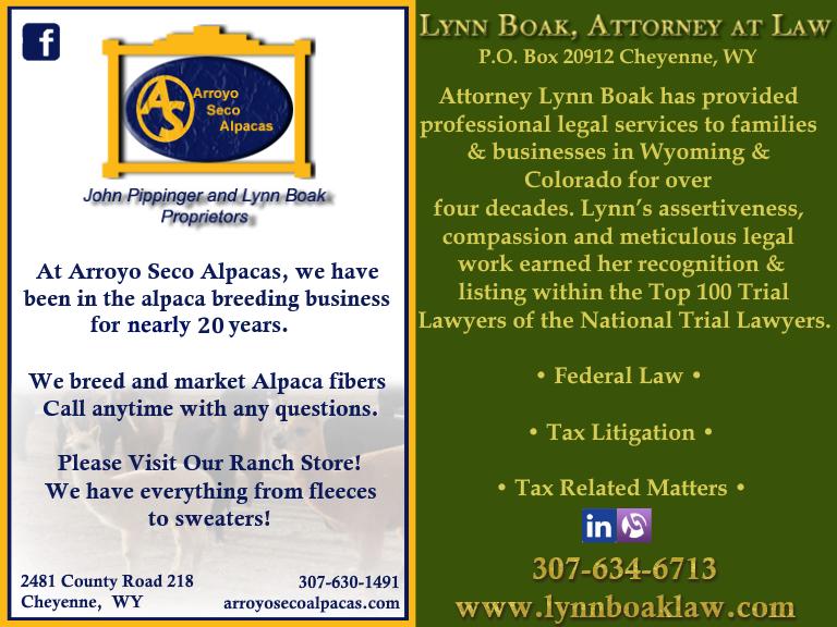 attorney laramie county wy