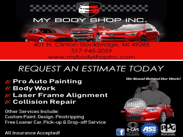 auto repair, ingham county mi