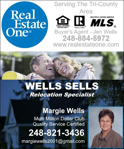 real estate, oakland county mi