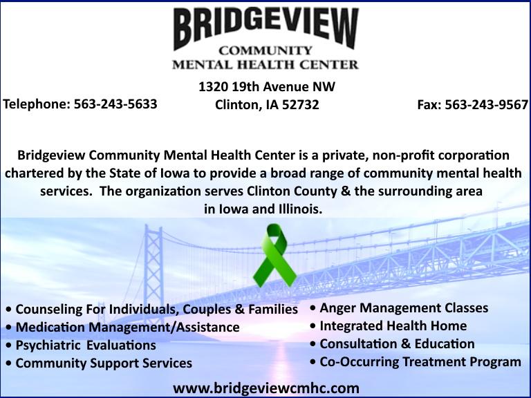 mental health clinton county ia