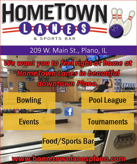 bowling alley kendall county il