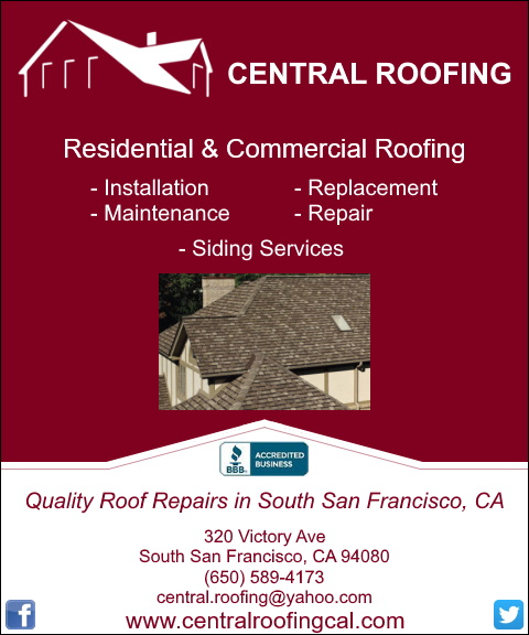 roofing san mateo county ca