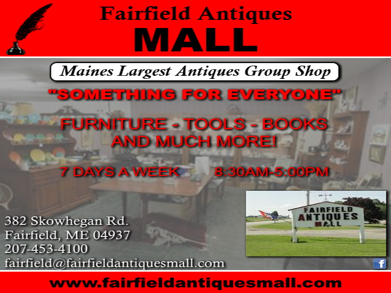 antique mall kennebec county me