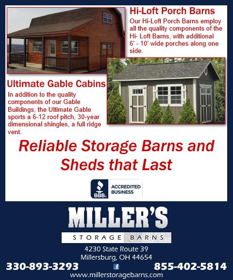 storage barns holmes county oh